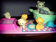 90's My Littlest Pet Shop! I think the new ones look terrible. And why are they so big now?