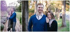 Beautiful Spring Autumn Engagement Session at Maymont Park in Richmond, VA | Virginia Wedding Photographers | Rowlands Photography