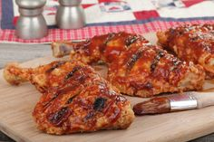 Today Show Sunny Anderson BBQ Rub Roasted Chicken & How To Clean Grill