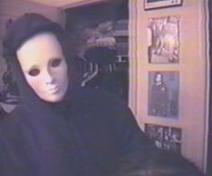 Creepy Low Rez Screen Cap / VHS | via Tumblr