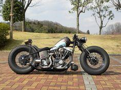 K Motorcycles ~ 81 Shovel Custom - K Motorcycles ~ Japan