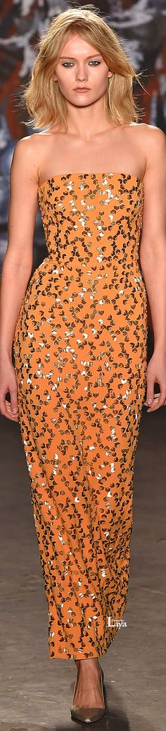 Jenny Packham Fall Winter 2015-16 RTW
