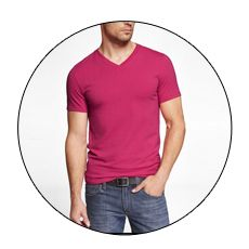 Valentine's Day is on! Check out STRETCH COTTON V-NECK TEE on the #EXPRESSLIFE <3 Day Guide: http://express.com/giftguide - these are super soft! :)
