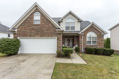 4210 Clearwater Way, Lexington KY. This new listing has SIX bedrooms and is close to the pool, the park, and an elementary school. Perfect for large families! #lexky #biggerthanitappears #hugefamily