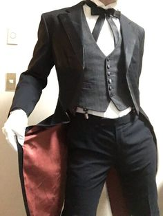 Mode Steampunk, Drawing Clothes, Mens Fashion, Fashion Outfits, Character Outfits, Look Cool, Costume Design, Aesthetic Clothes, Tweed