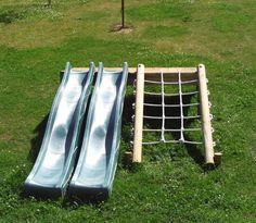 climbing + slides