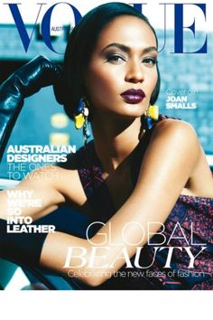 May 2012. Model: Joan Smalls Photographer: Kai Z Feng. Subscribe here: http://www.magsonline.com.au