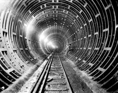 Rome wasn't built in a day and neither was New York City's subway system. We've dipped into our photo archive and pulled images of the early years; when entire city blocks were excavated, tunnels dug and the first tracks that connect New Yorkers 24 hours, 7 days a week, 365 days a year were laid.
