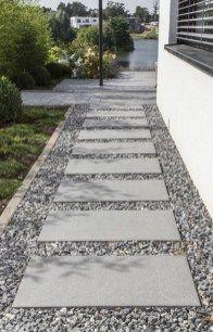 Fabulous front yard walkway landscaping ideas (5)