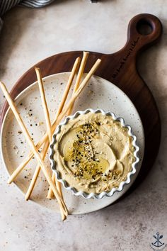 Everything Hummus | A Middle Eastern favorite, this Everything Hummus is smooth and creamy and totally addictive. thebeachhousekitchen.com @thebeachhousek #appetizer #snack #hummus #healthy #dip #chickpeas