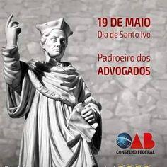 Dia do meu aniversário sou um predestinado! Dia de Santo Ivo!!! by fernandopgf http://ift.tt/1OCmZbB