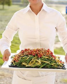family style food - 2014 wedding trend