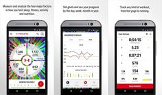 Metrics and progress tracking goes a long way to helping one try to stay fit and healthy. For those who opt to this with the help of an Android Android Wear, Android Apps, Hot Yoga, Stay Fit, Fun Workouts, The Help, Armour, Nutrition, Weight Loss