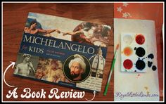 Michelangelo for Kids Book Review