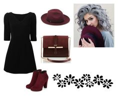 """Fall burgundy"" by sofia-lodhi on Polyvore featuring Mulberry and Dolce&Gabbana"
