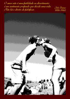 File:O amor não é uma futilidade ou divertimento; é um sentimento profundo que decide uma vida. Não há o direito de falsificar. Júlio Dantas, 1876-1962 -pt.svg