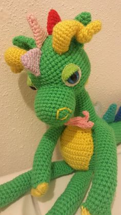 Hey, I found this really awesome Etsy listing at https://www.etsy.com/listing/198156381/custom-made-to-order-amigurumi-dragon