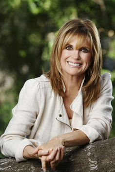 hagman + gray | Linda Gray, who plays Sue Ellen on the Dallas television show, is the ...
