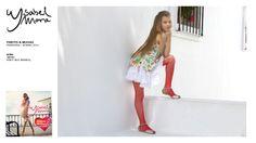 Pantys y medias de la campaña primavera/verano de Ysabel Mora para este 2.014