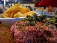 Onde comer um bom steak tartare em Paris?