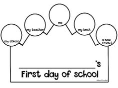 * FREEBIE * Back To School Crown {English and Spanish}