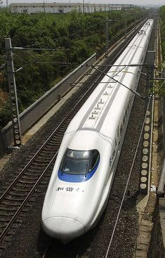 [Images] 11 incredibly fast trains in the world
