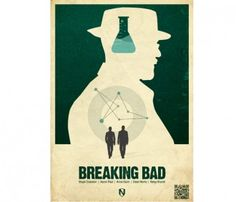 Breaking Bad >> Great poster, great show!
