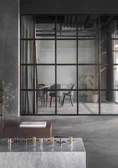 Launched during 3 Days of Design, Menu Space is a brand new showroom, shared office, and café, designed by Norm Architects for Danish design brand MENU.