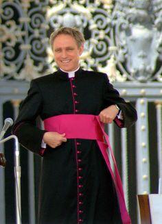 The Monsignor: Msgr. Georg Gallery