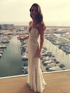 Stunning @lihihod wedding dress #gown