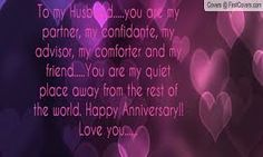 Image result for anniversary quotes for husband
