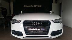 Silesia Wrap Garage Audi a5. Oklejanie samochodów Chorzów