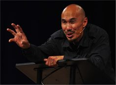 Francis Chan former Teaching Pastor at Cornerstone Community Church in Simi Valley, California. Selected bibliography: Crazy Love: Overwhelmed By A Relentless God, Forgotten God: Reversing Our Tragic Neglect of the Holy Spirit, Erasing Hell: What God said about eternity, and the things we made up.