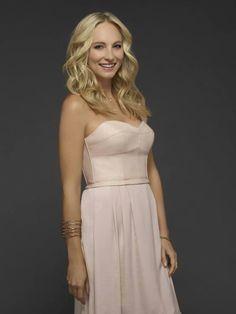 Candice Accola- Caroline Forbes. The Vampire Diaries