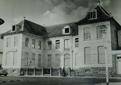 Surinamese history: The biggest and most finest building of Paramaribo governor Jean Nepveu's house and was named 'Cura et Vigilantia' (=Precautions and Vigilance). After his death the Masonic Lodge, Concordia, established in the building. In 1962 the building was restored and housed the Ministry of Foreign and General Affairs. In 1996 this beautiful building, alongside other governments buildings, was destroyed by a fire that broke out in the building of the National Assembly of Suriname