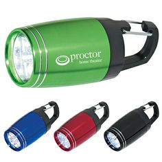 Promotional 6 LED Aluminum Clip Light #Business #Promotions #Marketing #PromotionalProducts