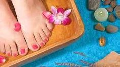 Эффективное лечение грибка ногтей ног солью 2