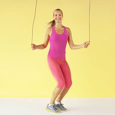 Twist - Your Best Body: How to Jump the Weight Off   Health.com