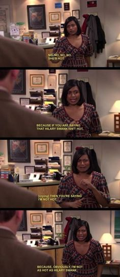 But it's also OK to show your vulnerable side. | 26 Times Kelly Kapoor Taught You How To Win At Life
