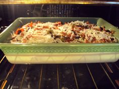 What's Cookin'? Pizza Casserole Recipe | Two of a kind, working on a full house
