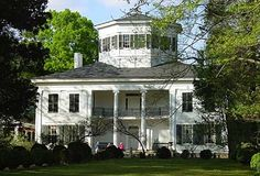 Waverly Plantation - While the building was undergoing restorations to fix years of neglect, the owner almost constantly saw a small girl w...