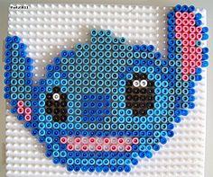Stitch  hama beads - Les loisirs de Pat