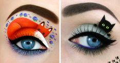 My name is Tal Peleg. Art has been a huge part of my life ever since I can remember myself. I love illustration, photography and makeup, and the eye-art is my way of mixing all of these passions together by using the eye as my canvas.