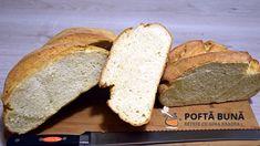 Paine de casa coapta in punga, fara dospire Cata, Antipasto, Banana Bread, Desserts, Food, Youtube, Romanian Recipes, Tailgate Desserts, Deserts