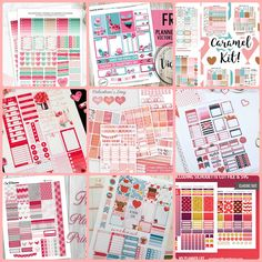 Books and Planners um Guia: Top 10 Free Valentines Printables!