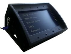 "APT SM12V Video Stage Wedge with 10"" screen"