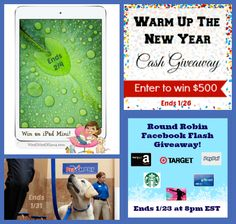 Enter these four giveaways for pets & people!