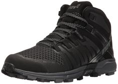 78bf60a4eb74c5 Inov8 Womens Roclite 325 Trail Runner Black Grey 9 D US -- To view