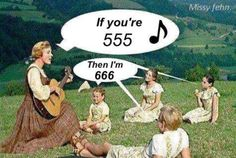If you're 555 then I'm 666!! #slipknot #iowa #hereticanthem