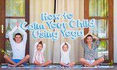 Use this yoga video for kids next time your little one needs to stop and take a breath.